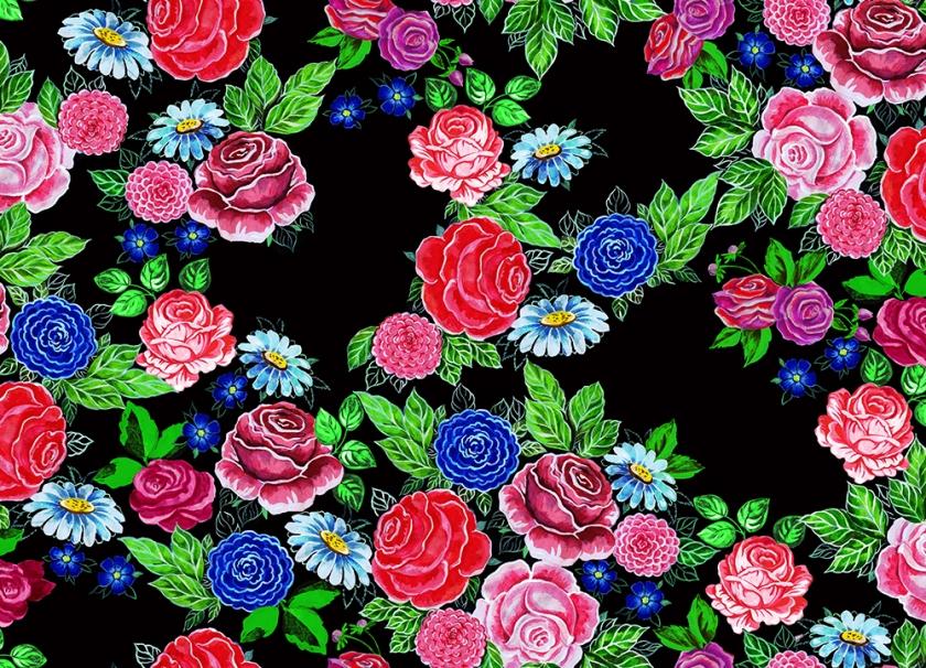 ©Digital Fabrics Garden